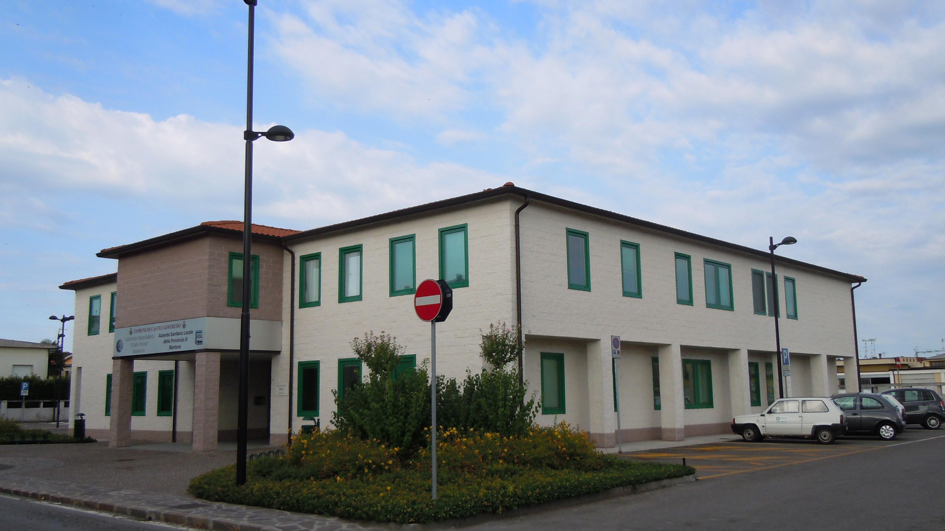 Esterno Castel_Goffredo-Centro_medico_Iris