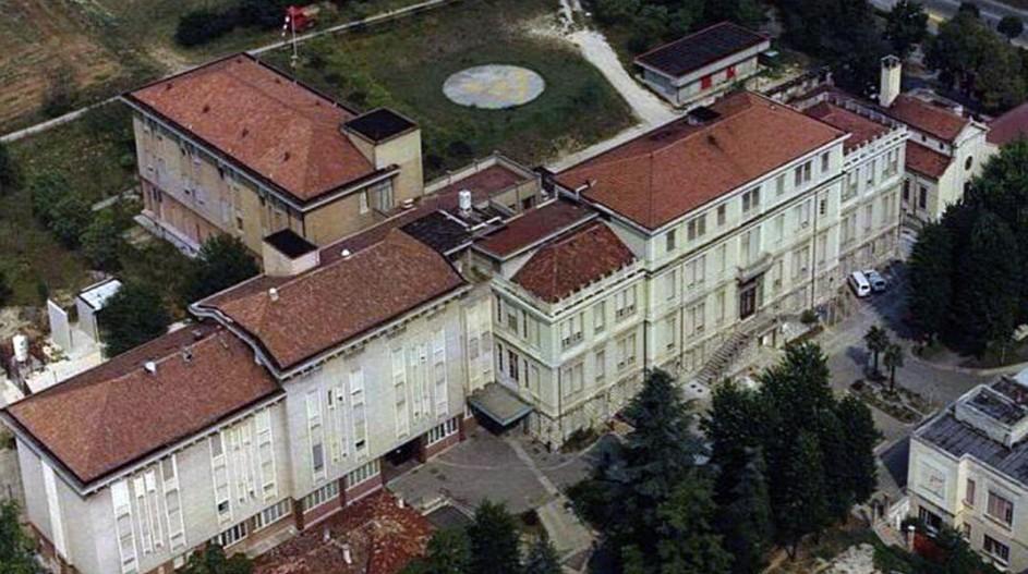Ospedale San pellegrino 1