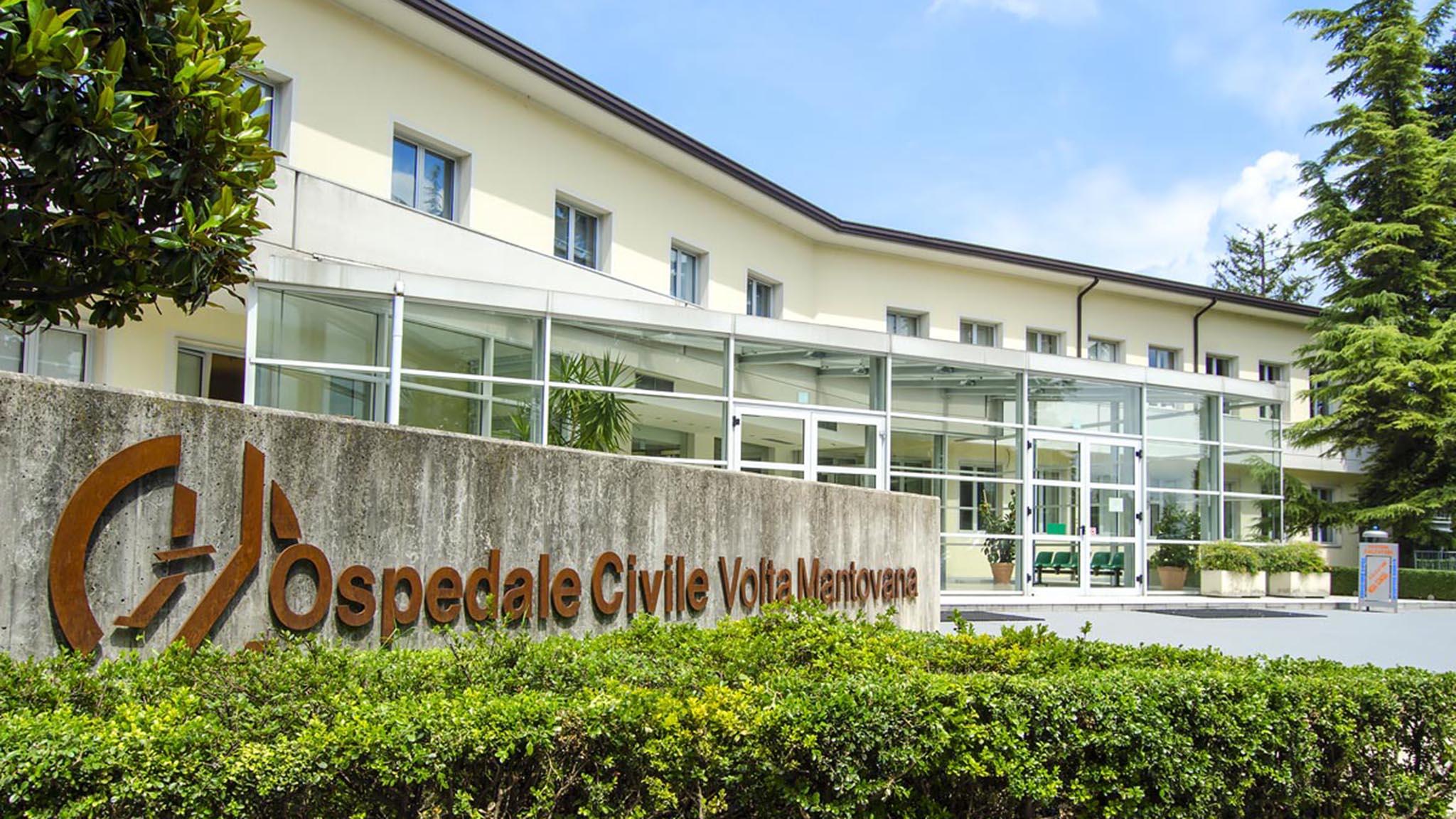 Ospedale civile Voltamantovana