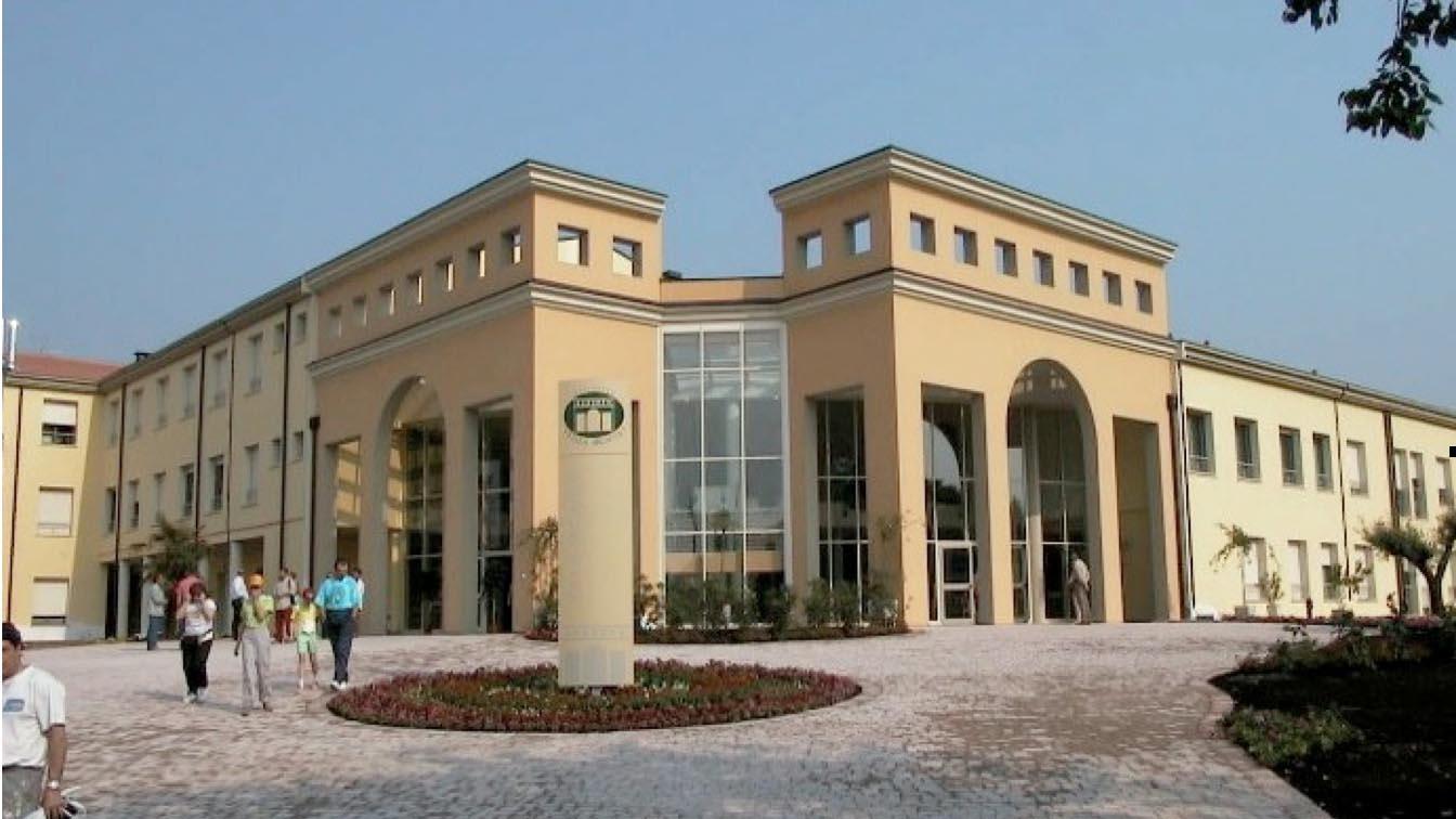 Villa arcadia esterno